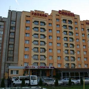 Hotel Sonata Lemberg/Lviv