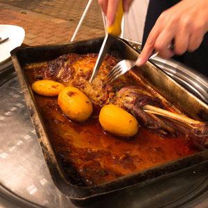 ein letztes Mal im Liman Restaurant von Erkol & Nebahat Dnizhan in Palamutbükü