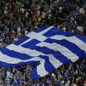 Danzig - Griechische Fans