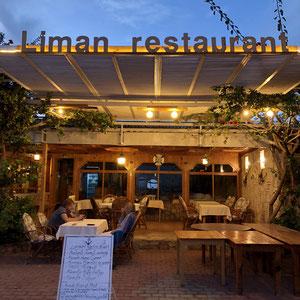 Liman Restaurant von Erkol & Nebahat Dnizhan in Palamutbükü