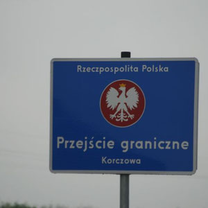 Grenze Polen