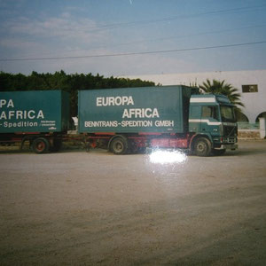 in Tunesien