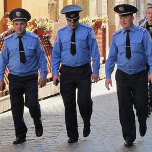 Polizei in Lviv