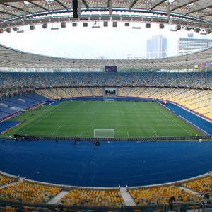 NSK Olimpijskyj  Stadion Kiev