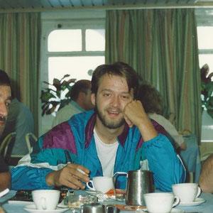 Patrice von Arpagaus und Uwe