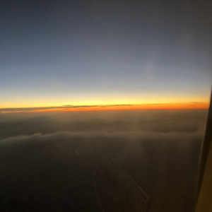 Rückflug von Antalya nach Stuttgart