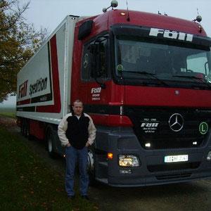 Gerd und sein Benz