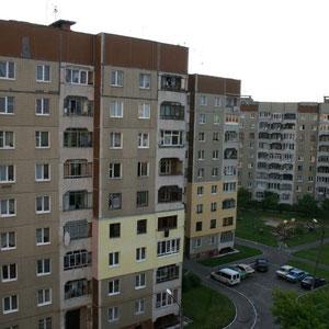 Blick aus meinem Hotelzimmer
