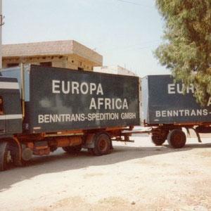 Berti in Bizerte bei Van Laak