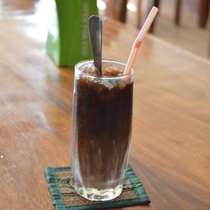 Kambodschanischer Kaffee