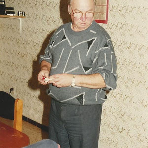 "unser ""Vater"" - Heinz Riexinger"