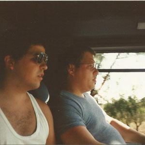 Gregor und Michael