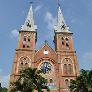 Notre Dame von Saigon