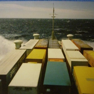 Sturm auf hoher See