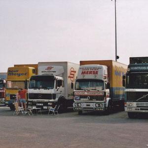 im Hafen in Tanger