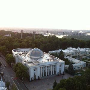 das Parlament von Kiev