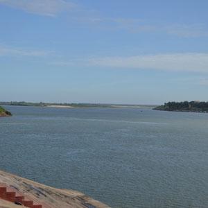 der Mekong-Fluß