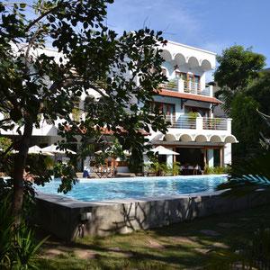 unser Hotel in Phnom Penh iRoHa Garten SPA
