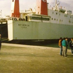 Nebhana und Mejerda..........diese Schiffe werden wir wohl nie vergessen