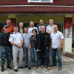 unser DFB-Konvoi Team