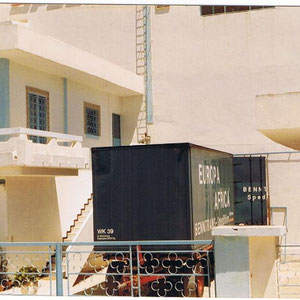 beim Kunden in Tunesien