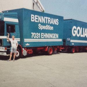 """Rainer georgi und der """"Goliath"""""""