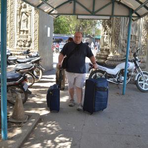 Einreis Kambodscha