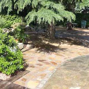 Mantenimiento de jardines en Galapagar