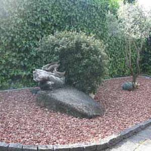 Mantenimiento de jardines en la Navata