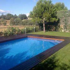 Mantenimiento de jardín en Monterrozas