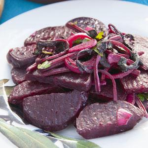 Rote Beete Salat/Παντζάρια σαλάτα