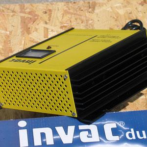 Chargeur Invac Duovolt Navicom 15A