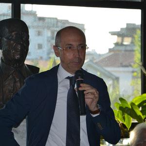 2017 - Giancarlo Manzi direttore BCC di Capaccio-Paestum