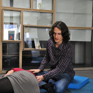 NeuroScanBalance Workshop in Innsbruck - DER GESUNDE RÜCKEN