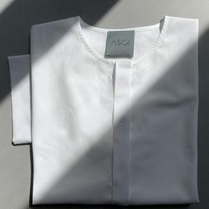 ASCK Bluse N° 02 white