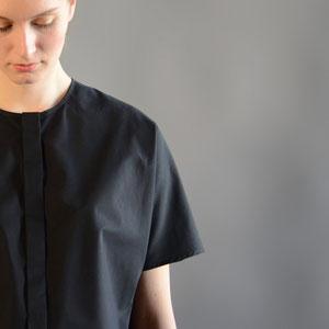ASCK Bluse N° 01 black