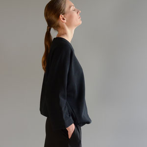ASCK Sweatshirt black
