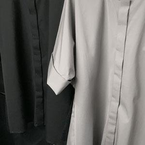 ASCK Bluse N° 02 grey
