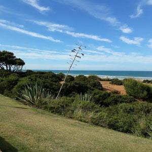 Strandblick vom Hotel Iberostar Royal Andalus, Costa de la Luz, Spanien