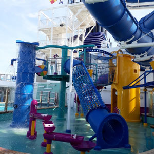 Norwegian Bliss, Wasserpark