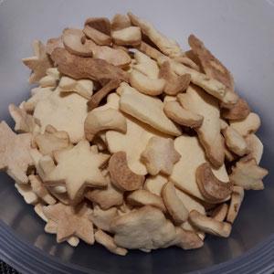 Butterplätzchen glutenfrei