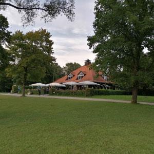 Seestub'n Percha, Starnberg, Starnberger See, Bayern