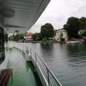 Schifffahrt auf dem Starnberger See, Bayern