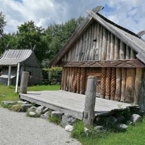 Filmkulissendorf Flake am Walchensee