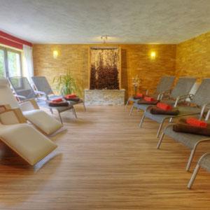 Ruheraum, Aktiv u. Vital Hotel Schmalkalden, Thüringen
