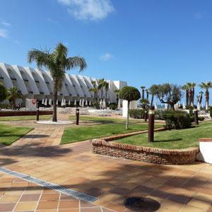 Hotelanlage, Hotel Iberostar Royal Andalus, Costa de la Luz, Spanien