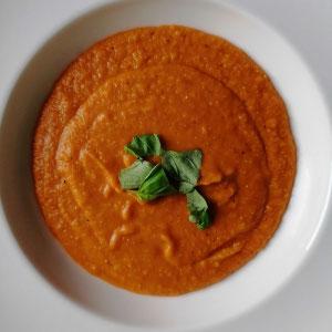 Kartoffel-Linsen-Suppe, glutenfrei