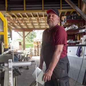 Jetzer Thomas, Metallbau Werkstattleiter