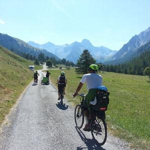 Les vélo à assistance électrique