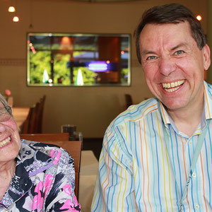 Betty und Christian Geiling